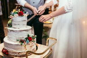 This years wedding food trends