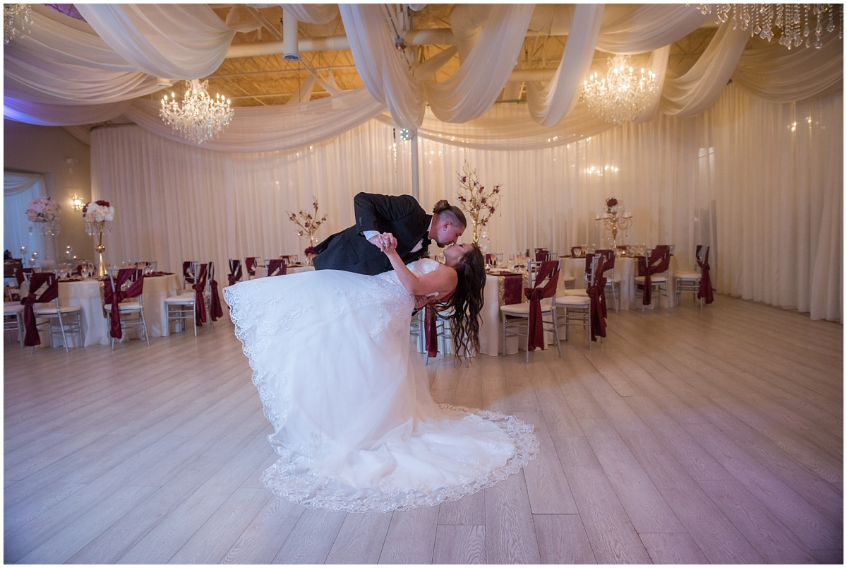 Crystal Ballroom fairytale Clearwater Wedding llwedding