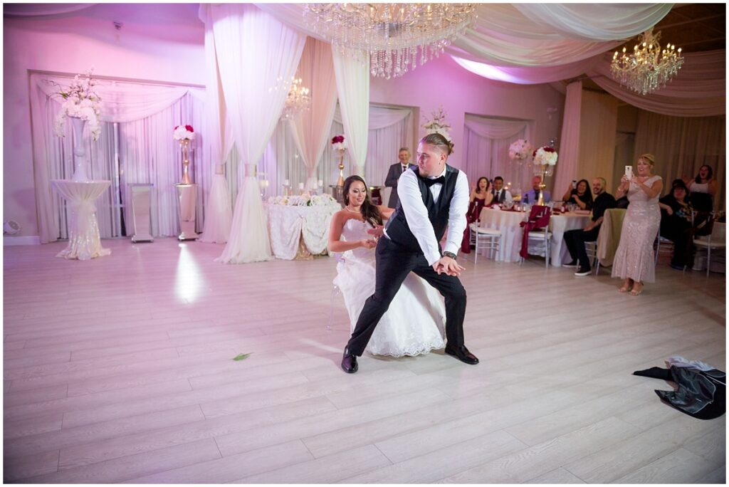 Crystal Ballroom Clearwater Wedding