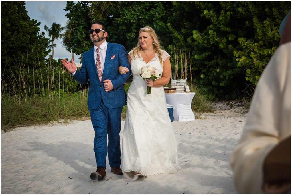 Florida destination wedding llwedding
